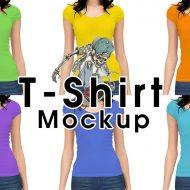 PhotoshopでTシャツのカラーを自在に変えるテクニック - モックアップ