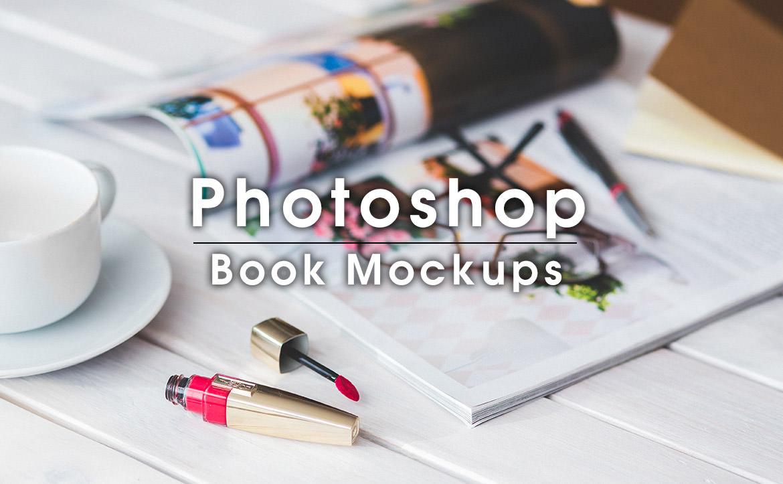書籍レビューのサムネイルに最適なPhotoshopモックアップ20