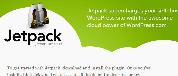 JetPack プラグイン