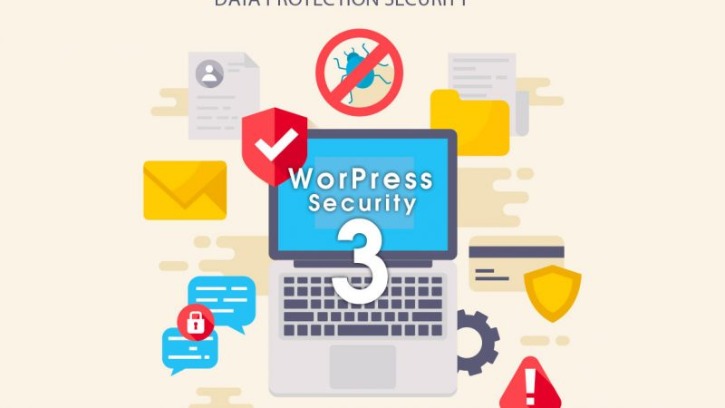 WordPressのセキュリティを高める3つの手順
