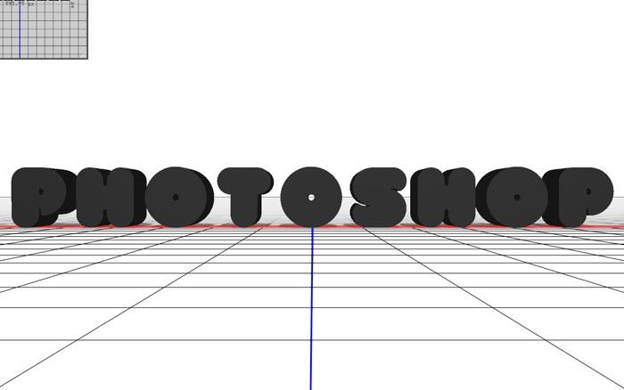 『3D > 選択したパスから新規3D押し出しを作成』