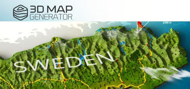 3D map Genarator GEO