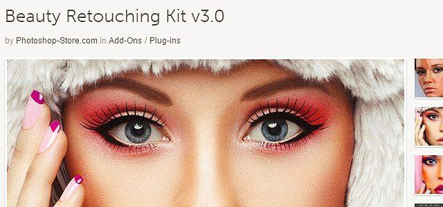 Beauty Retouching Kit V3.0