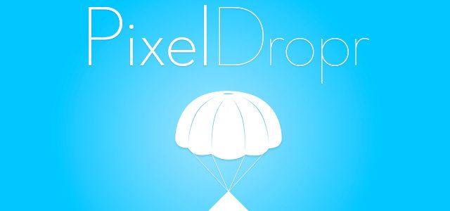 Pixel Droper