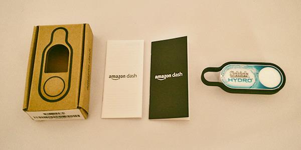 Amazon Dash Button 同梱物