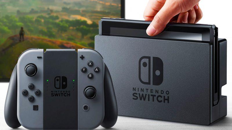 任天堂 スイッチが物語るゲーム業界の未来