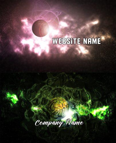 Nebula / 宇宙 サンプル