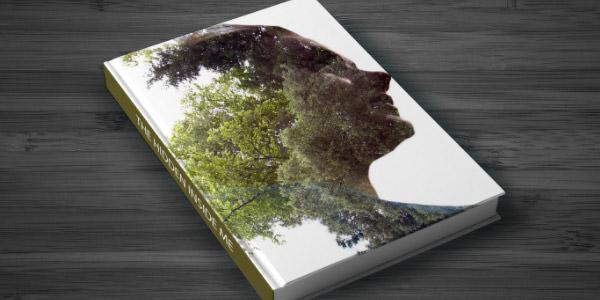 書籍のサムネイルに最適な正統派ブックモックアップ