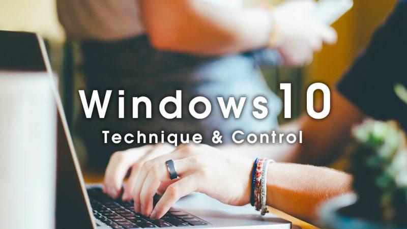 ビジネスで使えるWindows10のテクニック&操作術30