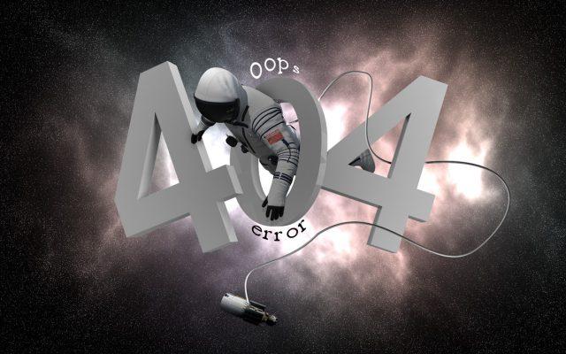 スペース 404